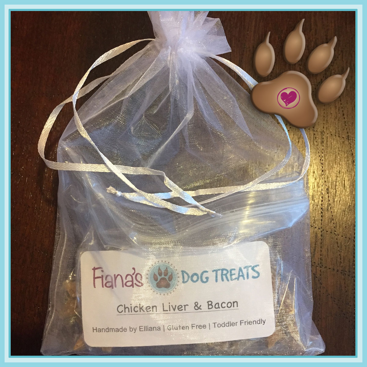Fiana's Dog Treats For Sale: Homemade