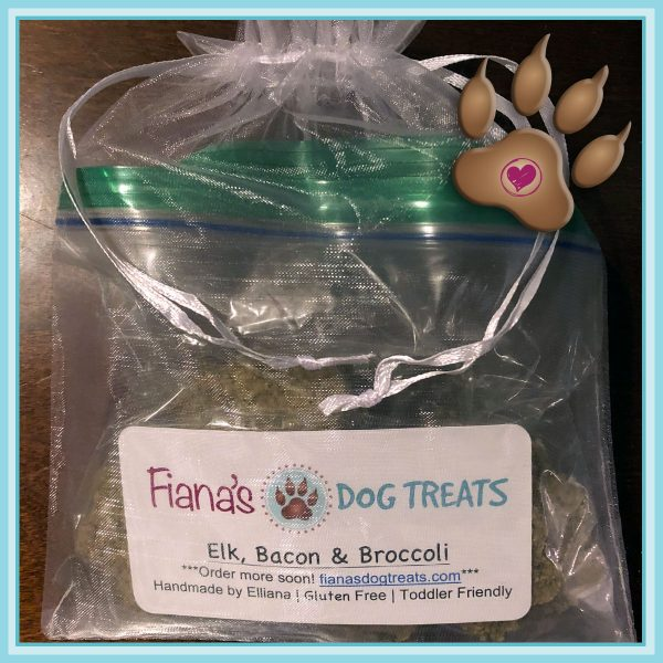 Elk dog treats Elk-bacon-and-broccoli-dog-treats
